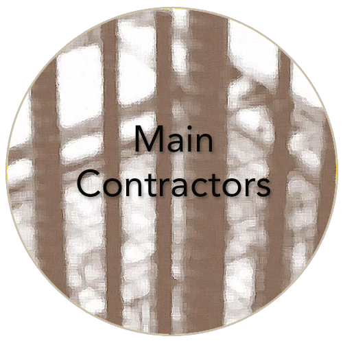 We recruit for Main Contractors