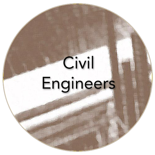We fill roles for Civil Engineers