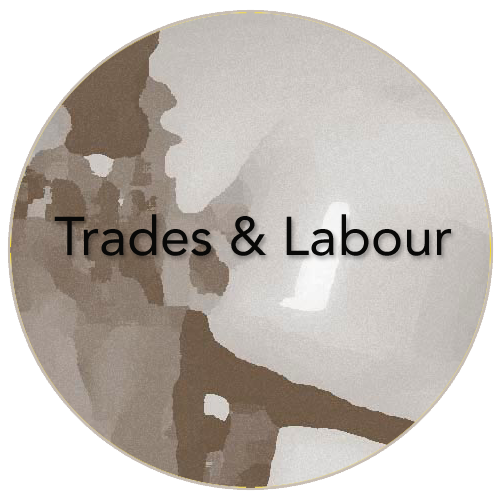 We source trades and labour