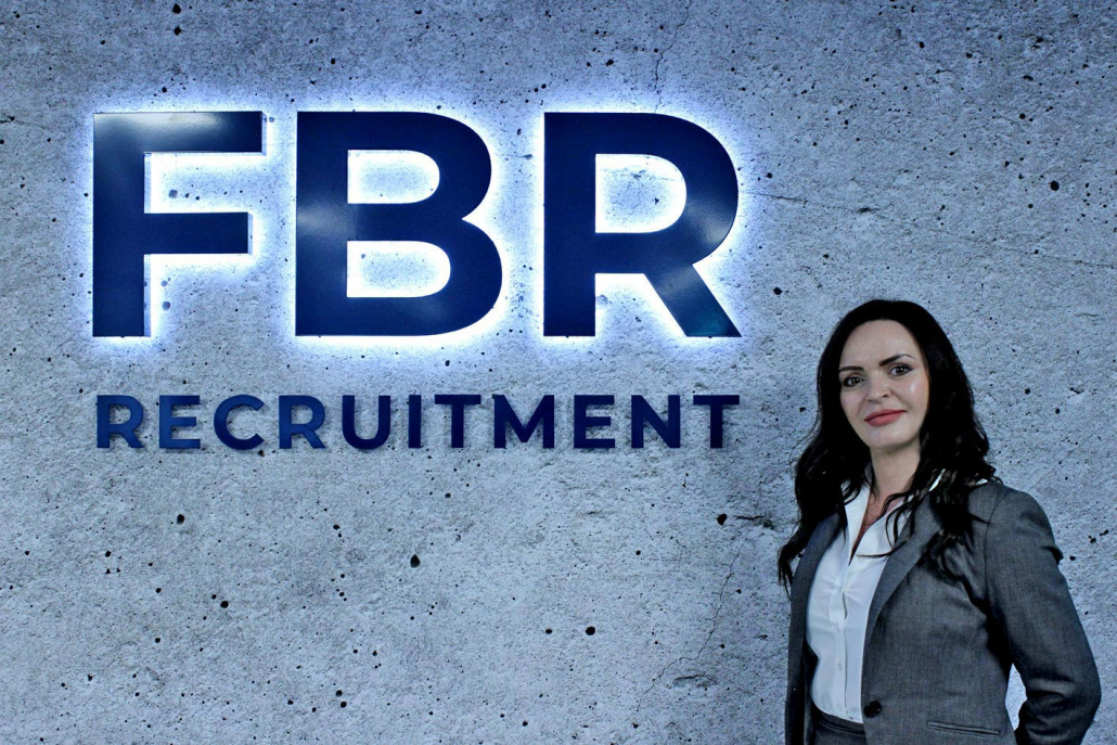 Kasia Mirowska is Resource Consultant at FBR Construction Recruitment, specialising in the recruitment of Trades & Labour in the South East, South Coast & Home Counties.