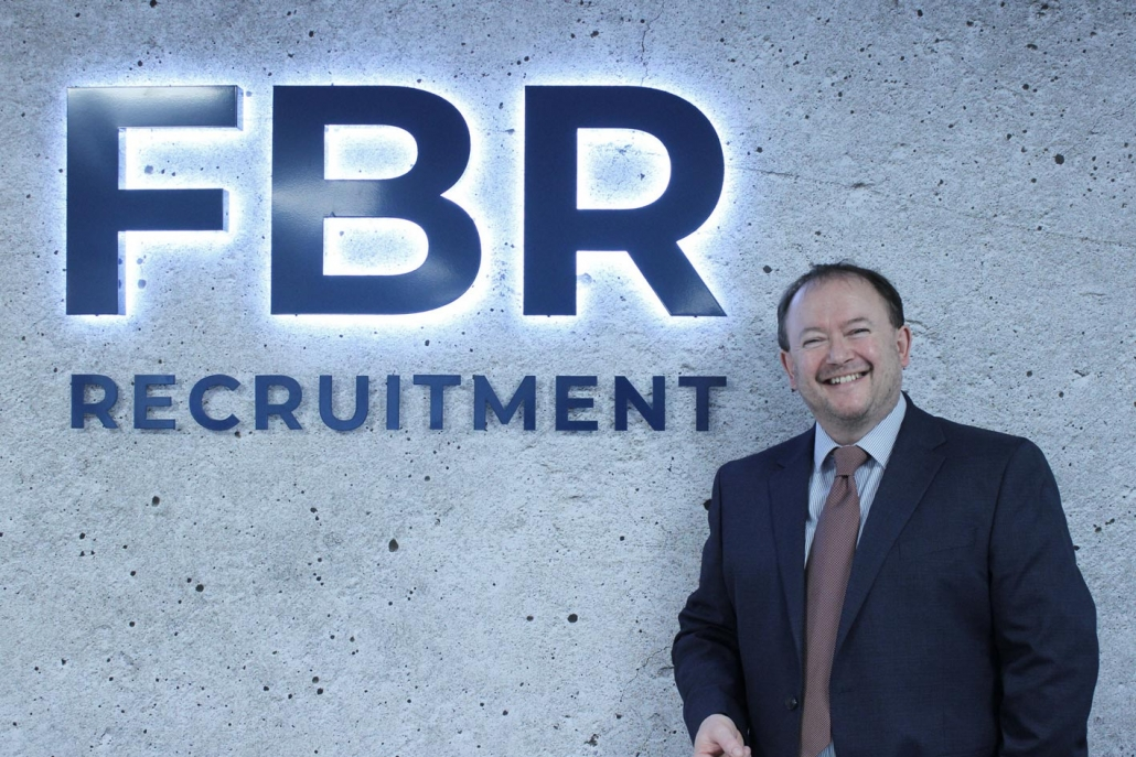 Mark Ritchie, a Director at FBR, specialises in recruitment for Main Contractors & Civil Engineers (permanent and temporary roles).