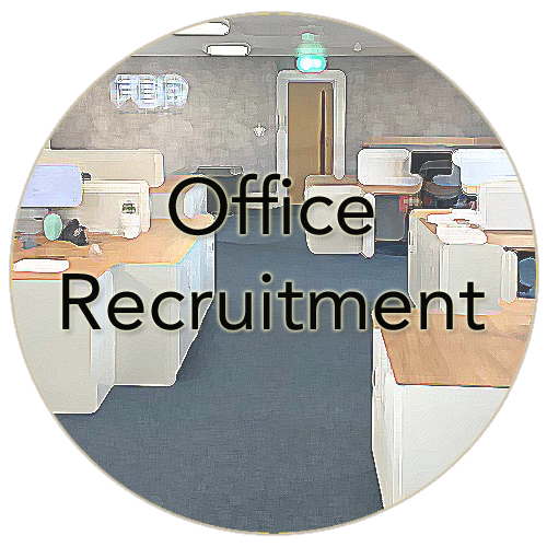 We're specialists in Office Recruitment including permanent, temporary & contract roles