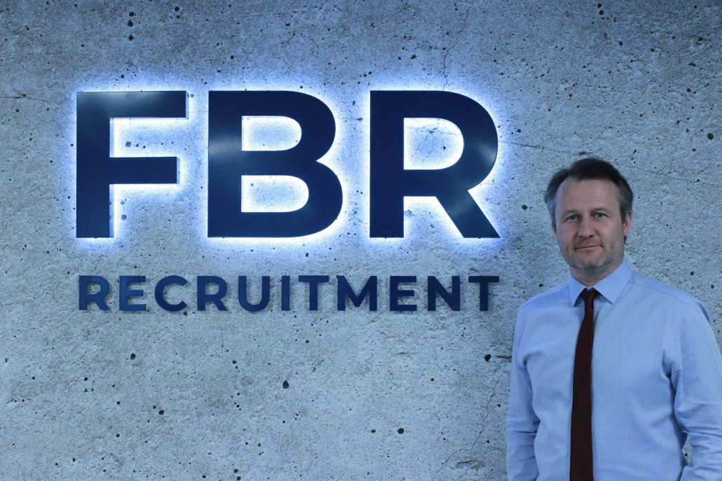 Tom Flood, Managing Director, specialises in recruitment for housing developers across the South East.