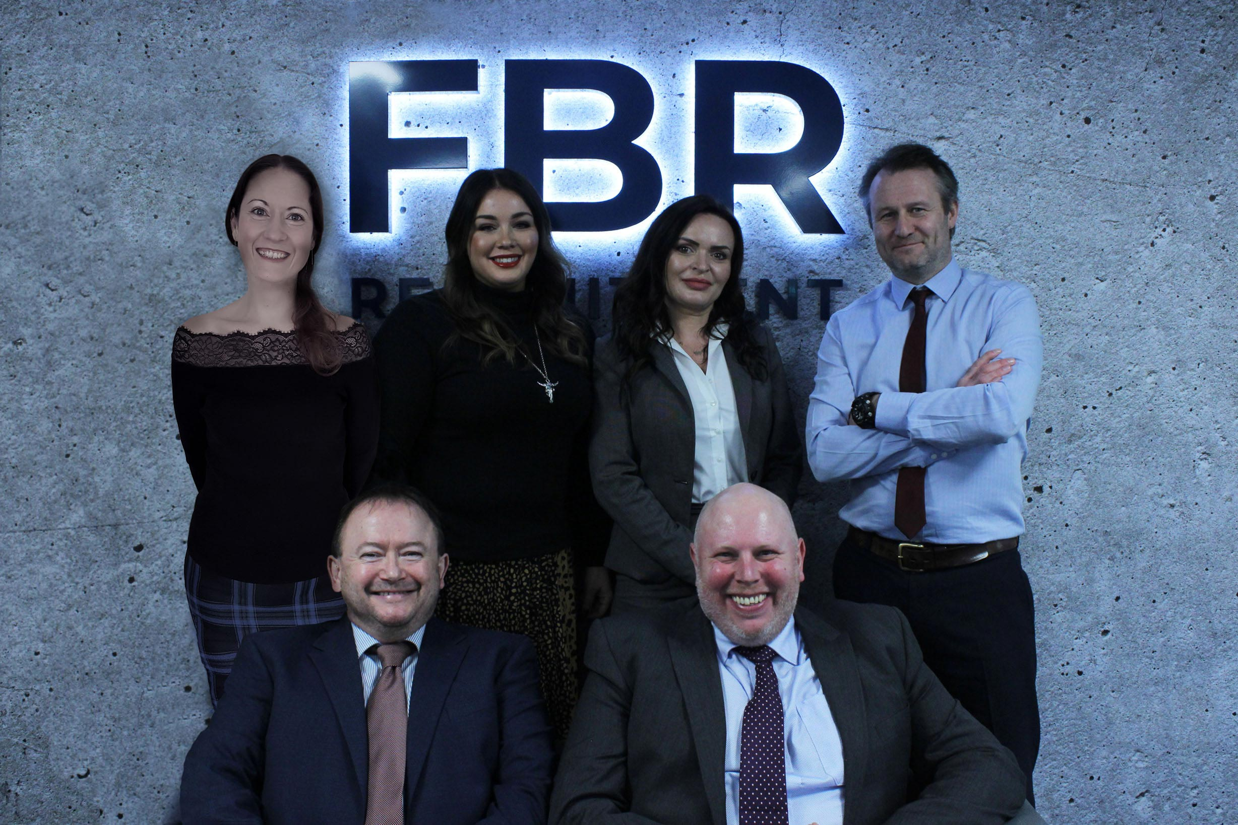 Meet the team at FBR Construction Recruitment