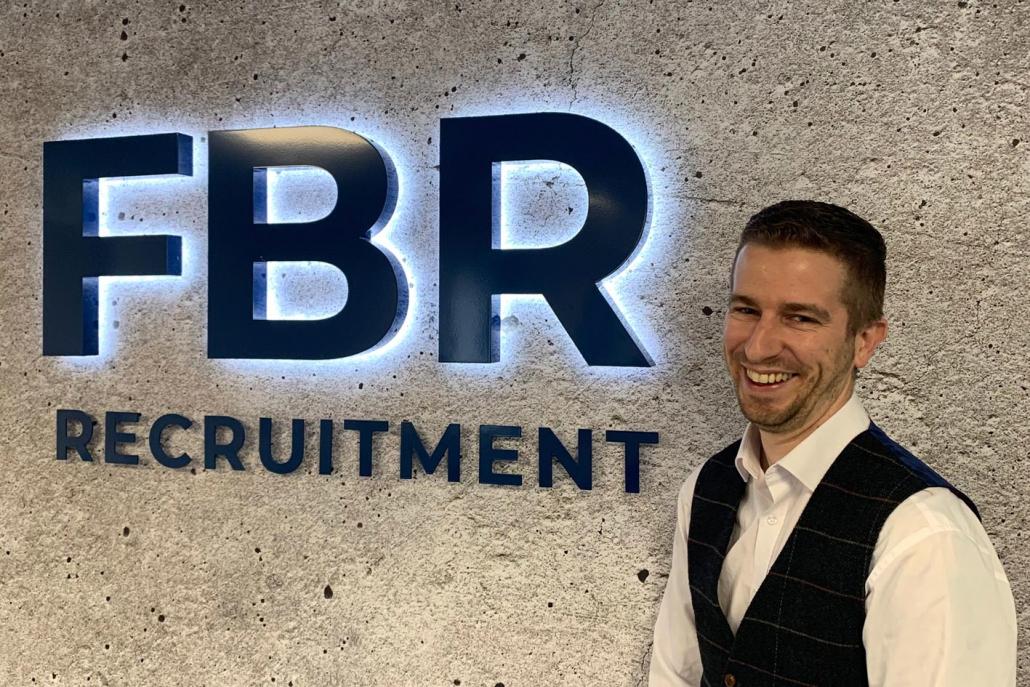 Alex Wing: Senior Consultant Trades & Labour, FBR Construction Recruitment