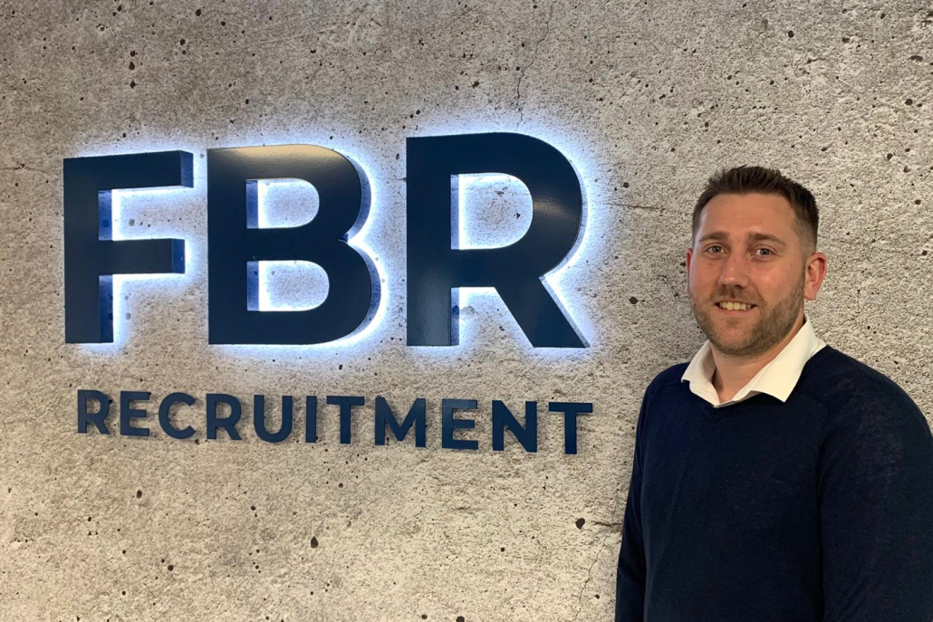 Cameron Whitley: Senior Consultant, Housing Developers at FBR Recruitment.